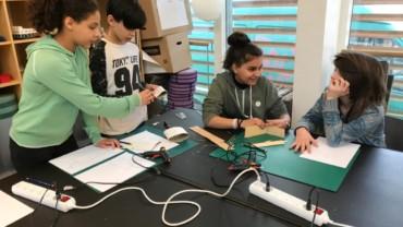 Designprocesser i 5. klasserne