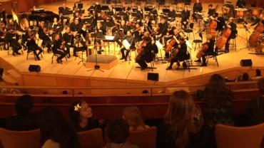 Koncert med symfoniorkestret