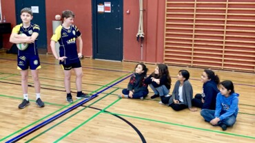 Rugby på Fritten