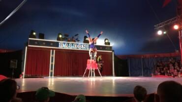 1. Nord i cirkus